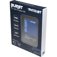 SSD Patriot Burst 120GB