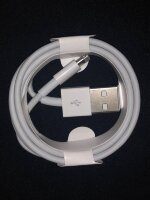 Кабель для Apple Lightning to USB  Foxconn