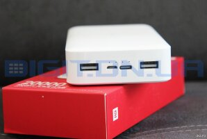 Аккумулятор Xiaomi Redmi Power Bank 20000