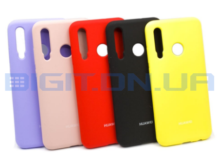 Silicon Case для Huawei Honor 10 Lite