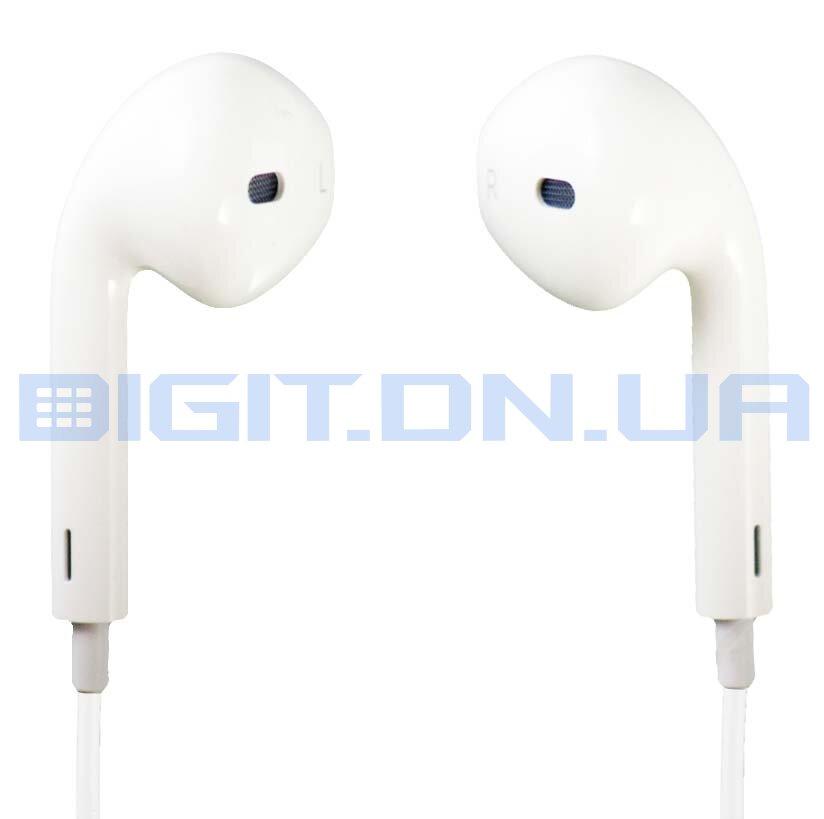 Оригинальные наушники Apple EarPods with Remote and Mic. Купить в ... 1cbcc23306493