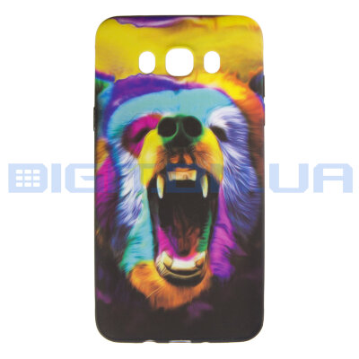 Чехол Animal Case Bear для Samsung J7 2016 (SM-J710F)