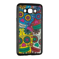 Чехол Remax Night Series для Xiaomi Redmi 5 (Colorful Skull)