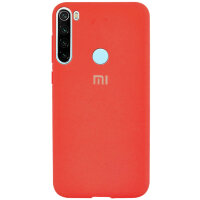 Silicone Case для Xiaomi Redmi Note 8T